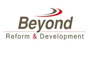 BEYOND REFORM AND DEVELOPMENT